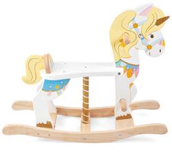 Le Toy Van Petilou Rocking Unicorn Carousel