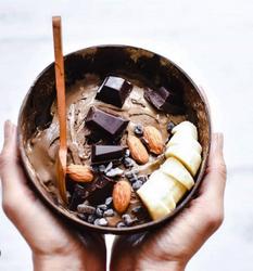 Qtoys Coconut Small Bowl