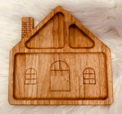 Qtoys House shape Tray