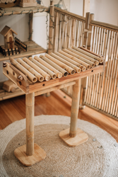 Qtoys Bamboo Marimba