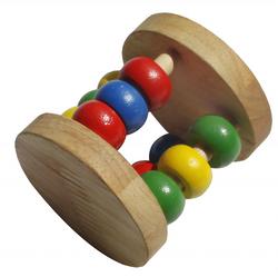Qtoys Wooden Rattle