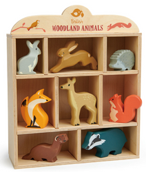Tenderleaf 1 Piece Woodland Animals CDU Set