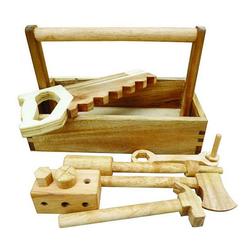 qtoys wooden toolset