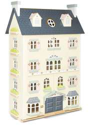 Le Toy Van Daisy Lane Palace Dollhouse-1