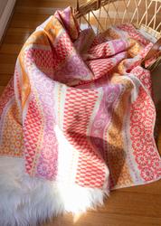 df multicolour blanket