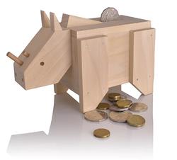 build me money box construction kit