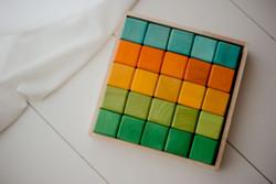 Qtoys My First Block Set (Coloured)