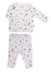 Emotion & Kids Fleur Organic Top & Pants Set 0-3 Months