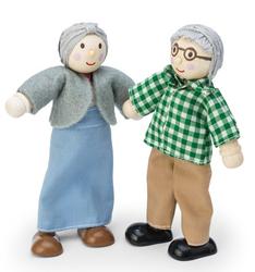 le toy van doll grandparent set