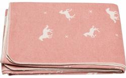 David Fussenegger Horses All Over Juwel Single Bed Blanket
