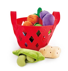 Hape Toddler Vegetable Basket
