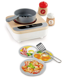 hape fan fryer wooden fryer toy