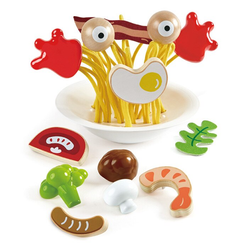 hape silly spaghetti pretend play food toy