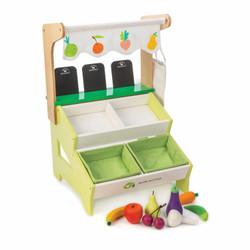 Tender Leaf Toys Farmer's Market Stall