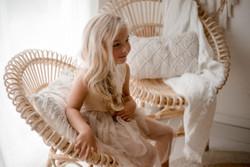 Child Rattan Chair