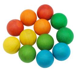 Qtoys 35mm Color balls set of 12