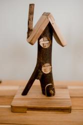 Qtoys Natural Fairy Treehouse