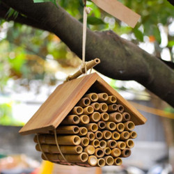 Qtoys Hanging Bee House