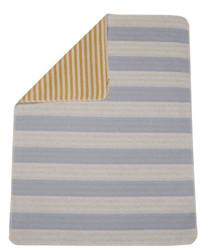 David Fussenegger Light Blue Stripes & Solid