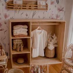 Montessori Inspired Wardrobe