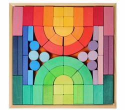 HELO Rainbow Building Set