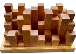 Stepping Blocks - Natural