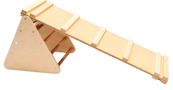 Small Pikler and Slide Set