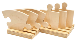 wooden road expansion pack