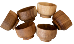 qtoys mini wooden bowls