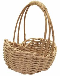 qtoys cane wicker basket