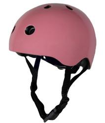 Vintage Pink CoConut Helmet  - Medium