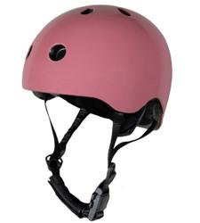 Vintage Pink CoConut Helmet - Extra Small
