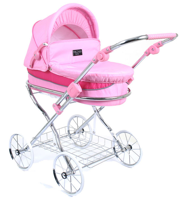 valco mini classic tall doll pram for 5, 6 and 7 year olds