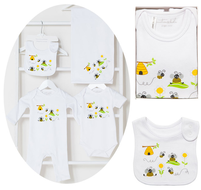 4f00cb4399546 Bumble Bee Clothing Collection | Cotton Baby Clothes Australia
