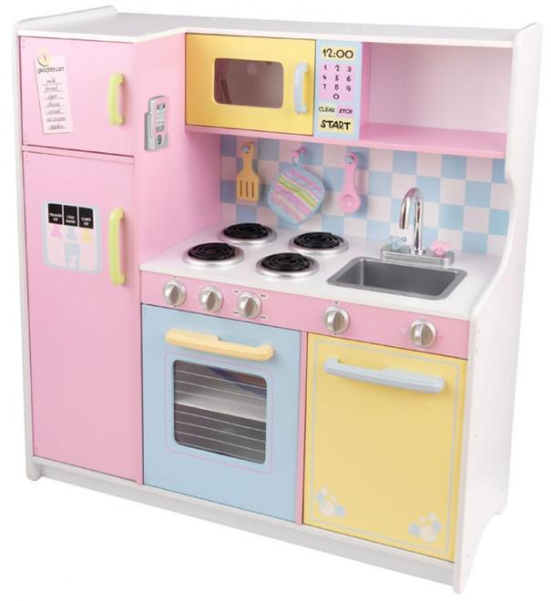 Kidkraft Large Pastel Kitchen On Sale Now Cheapest