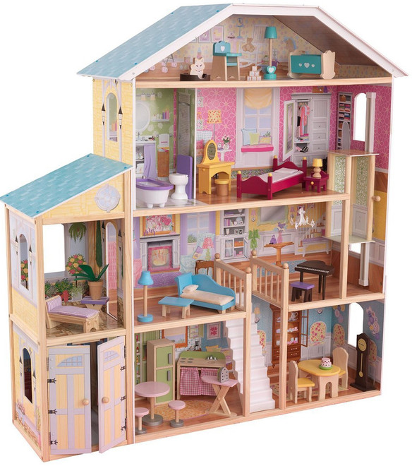 Kidkraft Majestic Mansion On Sale Now Fast Shipping Australia Wide