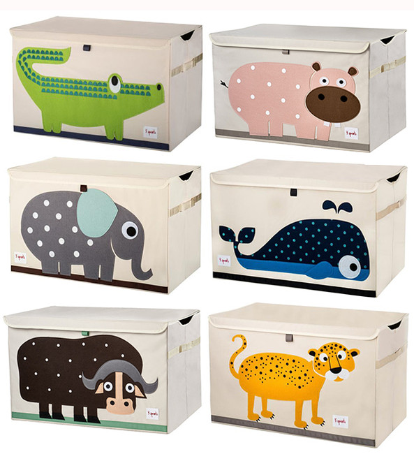 3 Sprouts Toy Chests