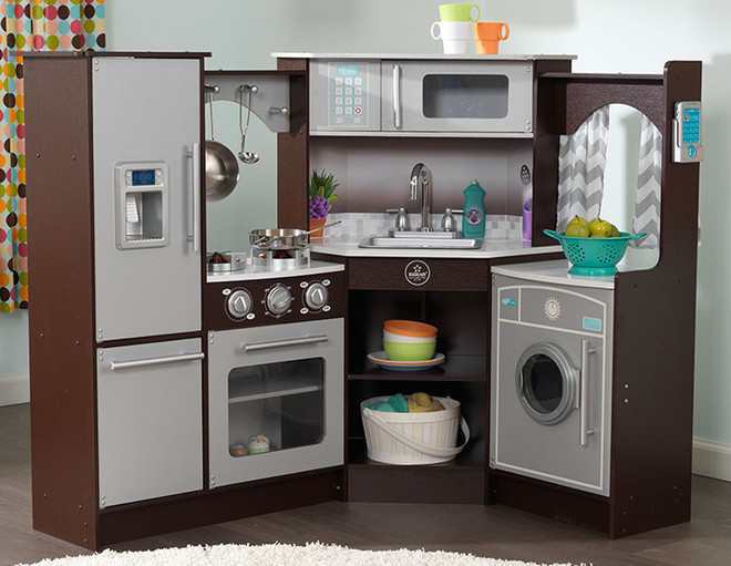 Kidkraft Ultimate Corner Play Kitchen Cheapest Prices Online