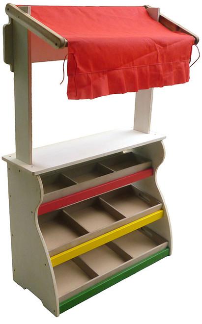 kids toy wooden shop