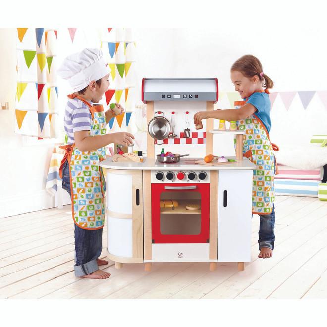 Hape Play Kitchen | Hape Multi Function Wooden Play Kitchen