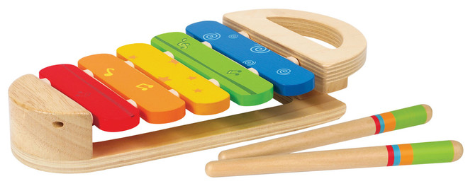 Hape Early Melodies Toy Xylophone Save Up To 30 Off Kids Musical Toys