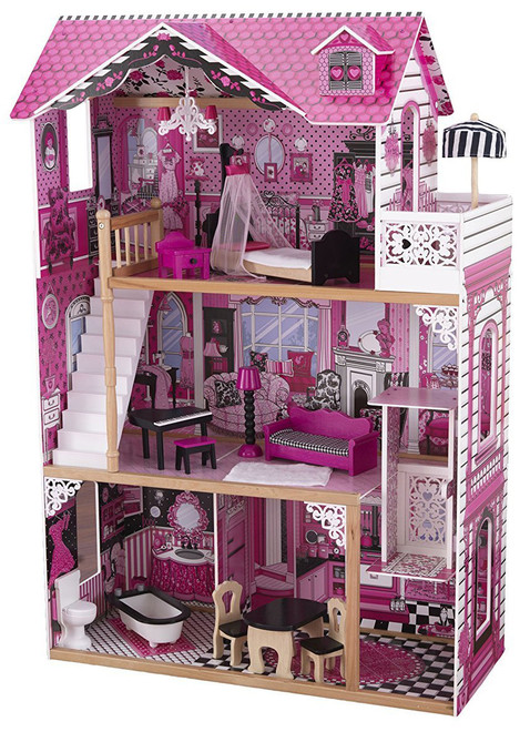 Kidkraft Amelia Dollhouse On Sale Cheap Prices Online Fast Delivery