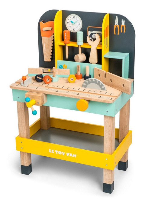 Cool Le Toy Van Alexs Work Bench Frankydiablos Diy Chair Ideas Frankydiabloscom