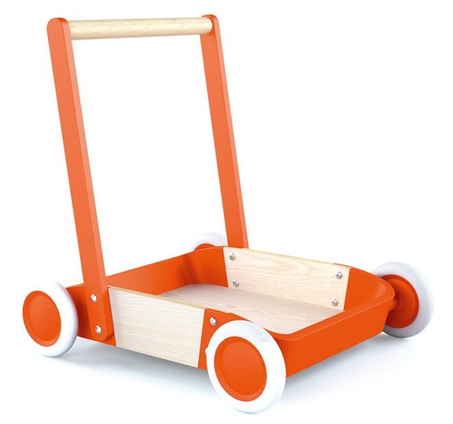 Djeco Orange Trott'it Baby Walker
