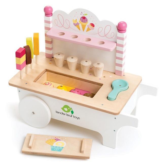 Ice Cream Cart Set