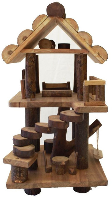 Cottage Doll House Set