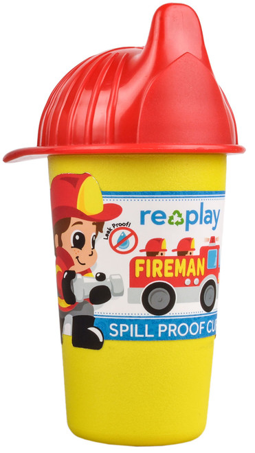 Re-Play No Spill Cup - Fireman