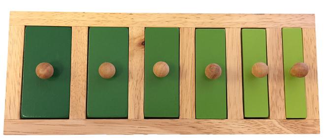 Qtoys Narrow-wide knob puzzle