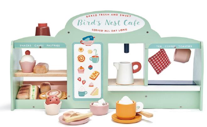 Tenderleaf Mini Chef Bird's Nest Cafe