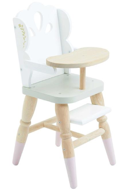 le toy van honeybake high chair